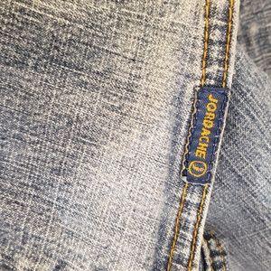 Jordache Jeans - Jordache low-rise stretch blue jeans Sz 13/14
